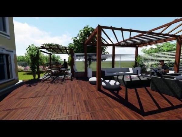 Progettazione giardini e terrazzi online richiedi subito for Progettazione on line